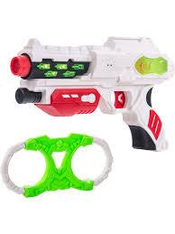 Набор <b>бластер наручники</b> звук свет <b>Fun Red Fun Red</b> 6540188 в ...