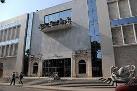 Fachada del Museo Nacional de Bellas Artes