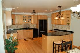 kitchen cabinets with granite countertops:  images about granite countertops on pinterest oak cabinets honey oak cabinets and granite tops