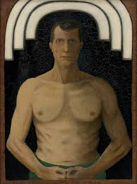 John Kane. <b>Self</b>-<b>Portrait</b>. 1929 | MoMA