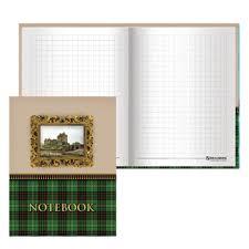 Бизнес-<b>блокнот А6</b>, <b>80</b> л., Шотландка , 7БЦ | Бизнес-<b>блокноты</b> ...