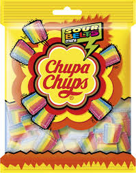 <b>Chupa chups Sour</b> belts mini жевательный <b>мармелад</b>, 150 г ...