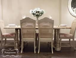 Painting Dining Room Furniture Country Kitchen Table And Chairs 2 Shabby Chic Rustic Dining