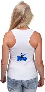 <b>Майка классическая</b> Rio All <b>Stars</b> #798090 от deppski по цене 1 ...