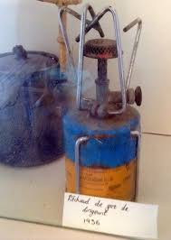 History of the <b>portable gas stove</b> - Wikipedia