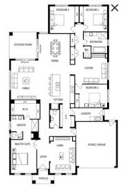 images about House Plan  I    m crazy about plans on Pinterest    Lincoln floor plan   Metricon