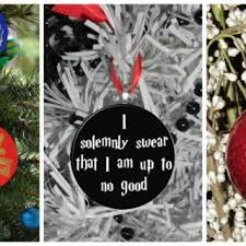these ornaments are better than a box of bertie botts every flavor beans arts crafts rustic charm