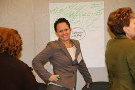 jobs plus initiative program carrie pullie metropolitan family services chicago il participates in a breakout session