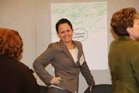 jobs plus initiative program carrie pullie metropolitan family services chicago il participates in a breakout session