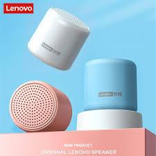 <b>Lenovo</b> L01 Mini Bluetooth Speaker IPX5 Waterproof <b>Wireless</b> ...