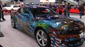 custom car paint jobs all car 2011 american pride chevrolet camaro