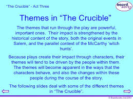 themes in the crucible essay ideas   homework for you    themes in the crucible essay ideas   image