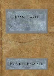 <b>Joan</b> Haste - Kindle edition by <b>H</b>. <b>Rider Haggard</b>. Literature & Fiction ...