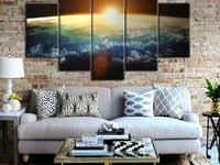 50+ Best <b>5 Piece Canvas</b> images | canvas painting, canvas wall art ...