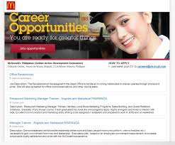 i cares news details career opportunities at mcdonalds