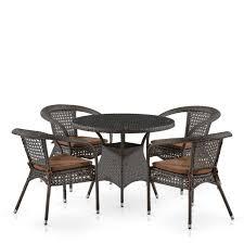 <b>Комплект мебели Afina</b> T220CT/Y32-W53 Brown 4Pcs купить в ...