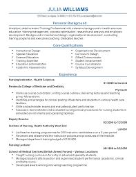 resume nurse educator nurse resume sample education and professional health sciences nursing instructor templates to showcase