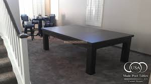 Dining Room Pool Table Combo The Ultimate Dining Pool Table Combo He Wants A Pool Table But She