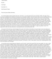 sample essay for graduate nursing school admission cover letter nursing entrance essay examples