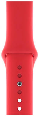<b>Ремешок</b> Apple 40mm (PRODUCT)<b>RED</b> Sport Band (MU9M2ZM/A ...