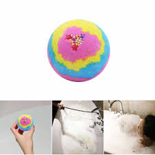 Creative Donuts Bath Bombs enjoy shower Ball <b>Natural Sea</b> Salt ...