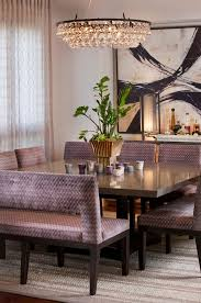 large square dining table dining room contemporary with banquette bar chandelier dining image by lori gentile interior design banquette dining room furniture