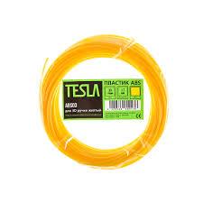 <b>ABS</b>-<b>пластик</b> для 3D ручки Tesla ABS03 <b>жёлтый</b> - купить, цена и ...
