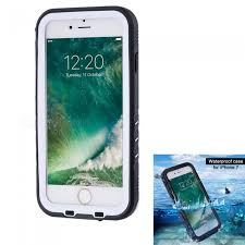 KICCY <b>Waterproof</b> PC + TPU Case Cover for IPHONE 7 4.7 Inch ...
