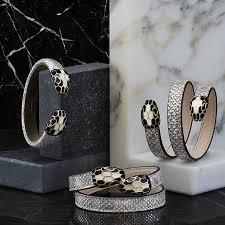 <b>Leather Bracelets for</b> Women | Bvlgari
