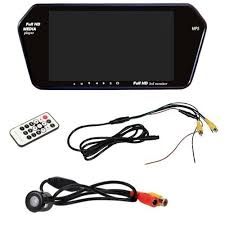 <b>Car 7 Inch</b> LCD <b>Screen</b> With USB & Bluetooth & Night Vision at Rs ...