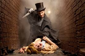 get touched by a serial killer at the nightmare killers haunted jack the ripper at the nightmare killers haunted house