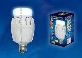 <b>Лампа LED</b> сверхмощная <b>Uniel</b> E40 150W <b>Uniel</b> 6000K <b>LED</b>-<b>M88</b> ...