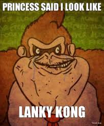 princess-said-i-look-like-lanky-kong-thumb.jpg via Relatably.com