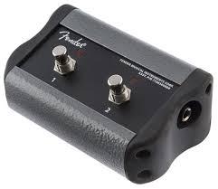 <b>Fender Педаль</b> 2-Button Footswitch, <b>Acoustic</b> Pro/SFX — купить по ...