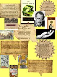 best images about of mice and men english 17 best images about of mice and men english activities new york and of mice and men