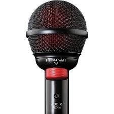 <b>Инструментальный микрофон Audix FireBall</b> V