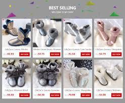 G&Zaco Luxury <b>Winter Boots Women</b> Sheep Wool <b>Boots Shoes</b> ...