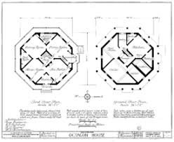 Octagon house   WikipediaRecord drawings edit