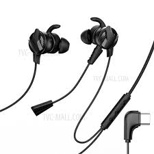 <b>BASEUS GAMO</b> C15 <b>Type</b>-<b>C Wired</b> Earphone PUBG Gamer ...