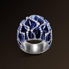 Blue <b>Velvet</b> - Vhernier   preziosità in <b>2019</b>   Titanium jewelry, Lotus ...