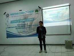 writing competition essay short story himaprodi pbi uinsa here the documentation of the event