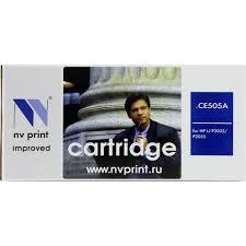 <b>Картридж</b> NV-Print CE505A (<b>№05A</b>) Черный (<b>Black</b>) — купить в ...