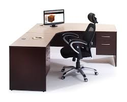 home office furniture cherry finished home office furniture cherry finished mahogany l shaped desk large computer amazing large office corner