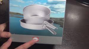 <b>Набор посуды Primus</b> Classic Mini set распаковка и обзор ...