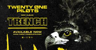 <b>twenty one pilots</b> | Trench - available now