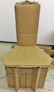 back to making cardboard chairs without glue cardboard furniture for sale
