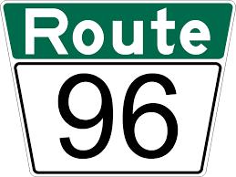 Winnipeg route 96