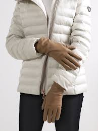 <b>Перчатки ORSA</b> Кожаные перчатки - Чижик