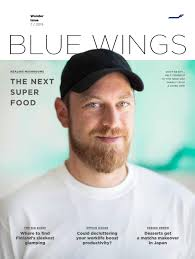 Blue Wings Wonder issue September 2019 by Finnair_BlueWings ...