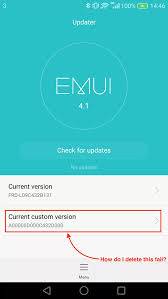 honor android emui oficial release pg honor  see image
